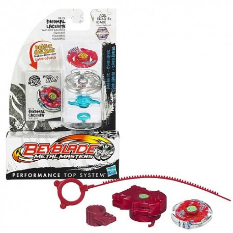 Beyblade Thermal Lacerta