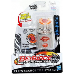 Beyblade Thermal Gemios