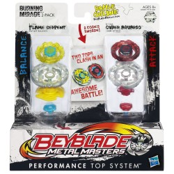 Beyblade Burning Mirage