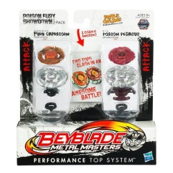 Beyblade Poison Fury Showdown