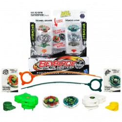 Beyblade Solid Iron Showdown