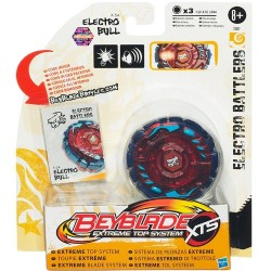 Beyblade Electro Battlers - Electro Bull