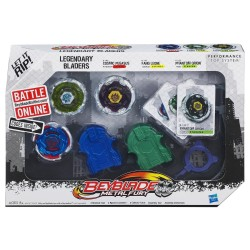 Beyblade Triple Set 2