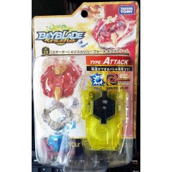 Beyblade Excalibur Force Extreme
