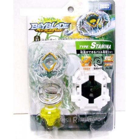 Beyblade Burst Ragunaruku Heavy Survive